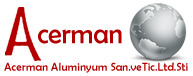Acerman Aluminyum San. ve Tic. Ltd. Şti.